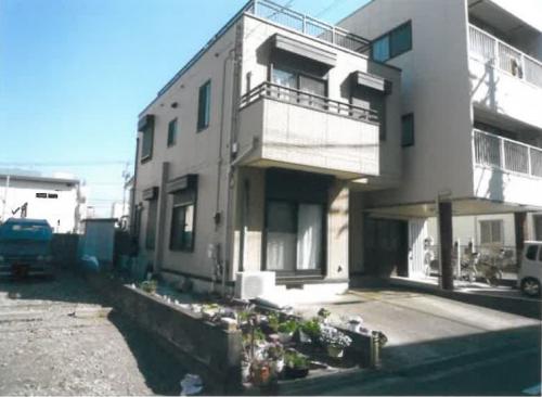 JR東海道線平塚駅徒歩圏老松町中古一戸建て競売物件情報リビングホーム