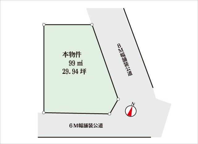 中央区南橋本3丁目売り地物件情報リビングホーム