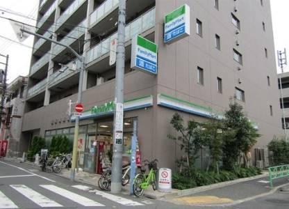 ファミリーマート中野三丁目店