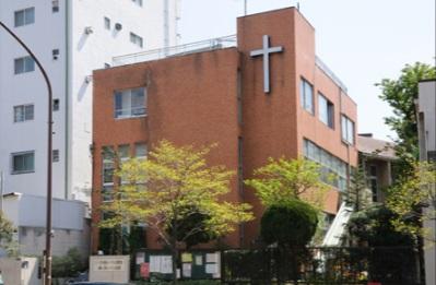 【周辺】大森ルーテル幼稚園