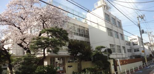 【周辺】入新井第二小学校