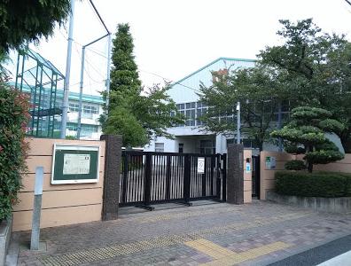 【周辺】大森第三中学校