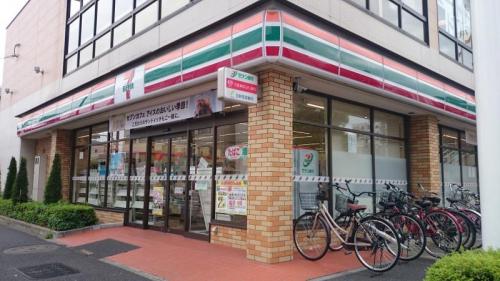 【周辺】セブンイレブン大田区山王3丁目店