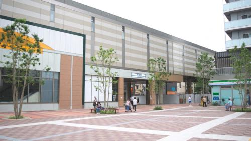 【周辺】京浜急行空港線「糀谷」駅