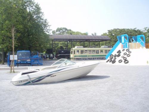 【周辺】萩中公園