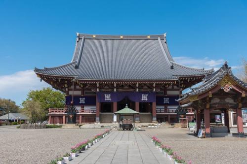 【周辺】池上本門寺