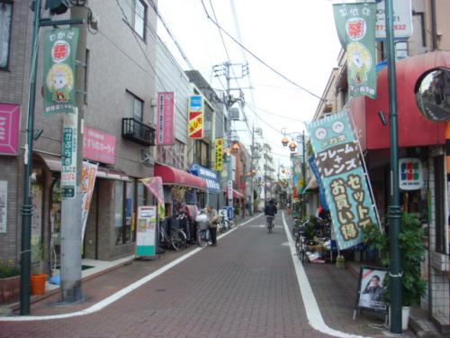 【周辺】観音通り商店街