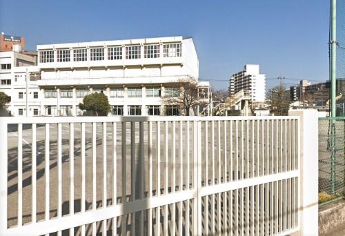 【周辺】南六郷中学校