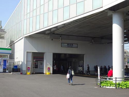 【周辺】京浜急行本線「雑色」駅