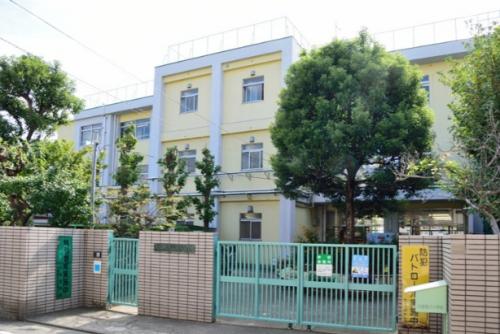 【周辺】大森第三小学校