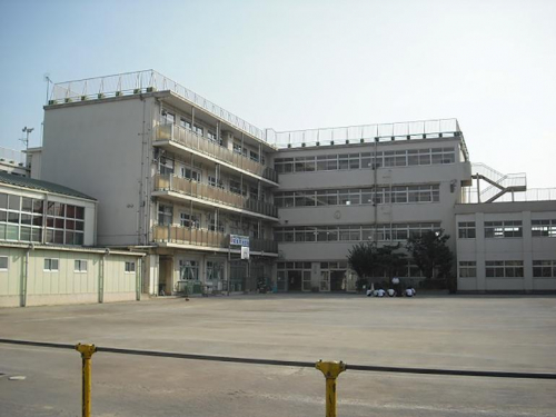 【周辺】大森第七中学校