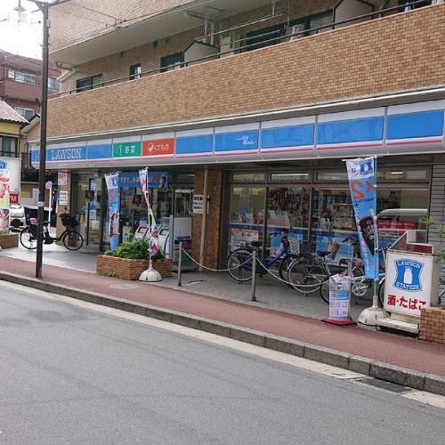【周辺】ローソン千鳥一丁目店