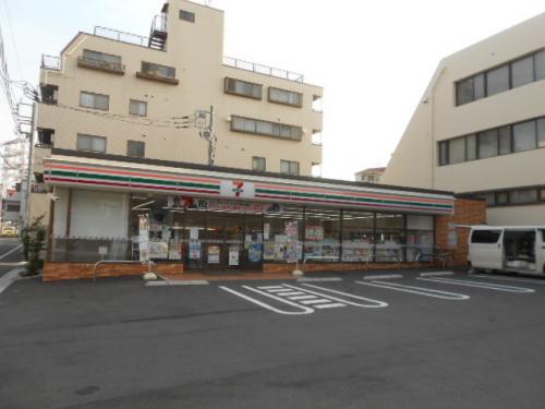 【周辺】セブンイレブン大田区千鳥町駅前店