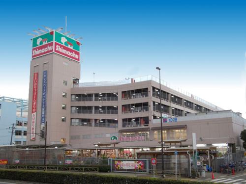 【周辺】島忠 大田千鳥店
