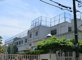 【周辺】多摩川小学校