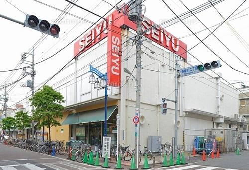 【周辺】西友矢口ノ渡店