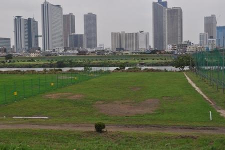 【周辺】多摩川緑地