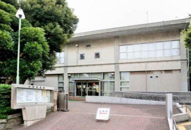 【周辺】大田図書館