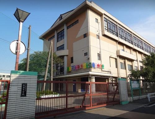 【周辺】東蒲中学校