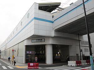 【周辺】京浜急行本線「大森町」駅