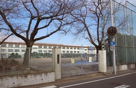 【周辺】蓮沼中学校