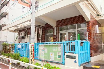 【周辺】五反田保育園