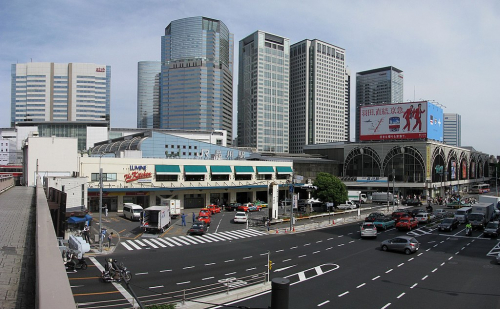 【周辺】JR山手線「品川」駅