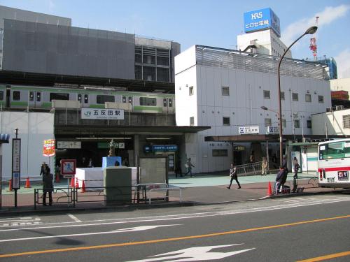【周辺】JR山手線・都営浅草線・東急池上線「五反田」駅
