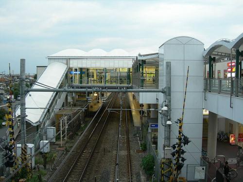 【周辺】JR南武線「鹿島田」駅