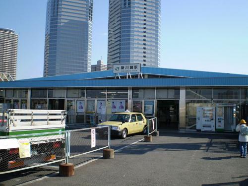 【周辺】JR横須賀線「新川崎」駅