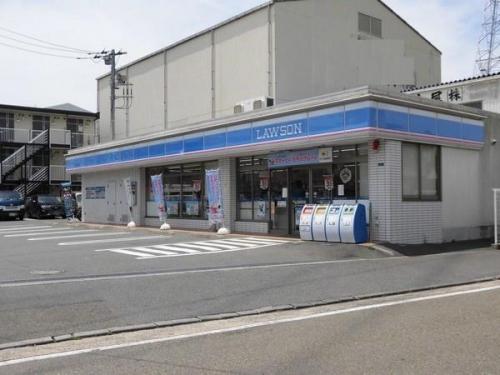 【周辺】ローソン南加瀬5丁目店