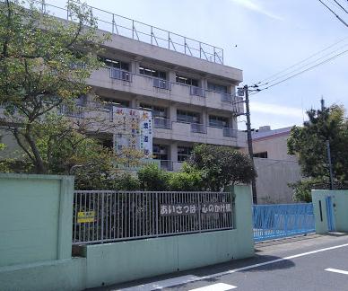 【周辺】大森東中学校