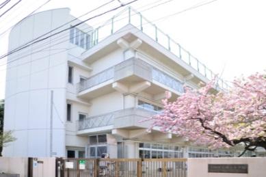 【周辺】山王小学校