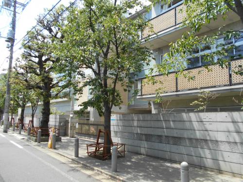 【周辺】荏原第五中学校