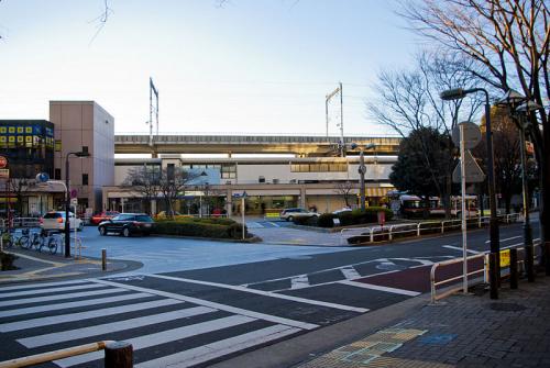 【周辺】JR湘南新宿ライン「西大井」駅