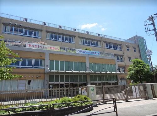 【周辺】川中島中学校