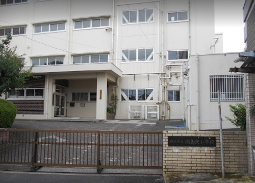 【周辺】綱島東小学校