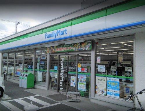 【周辺】ファミリーマート大田久が原五丁目店