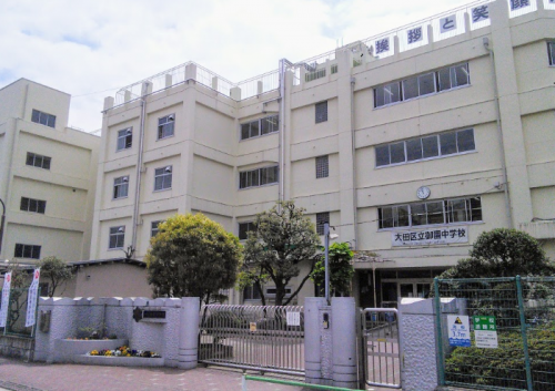 【周辺】御園中学校