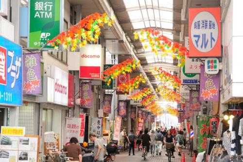 【周辺】雑色商店街