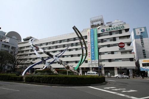 【周辺】京浜東北線・東急池上線・東急多摩川線「蒲田」駅