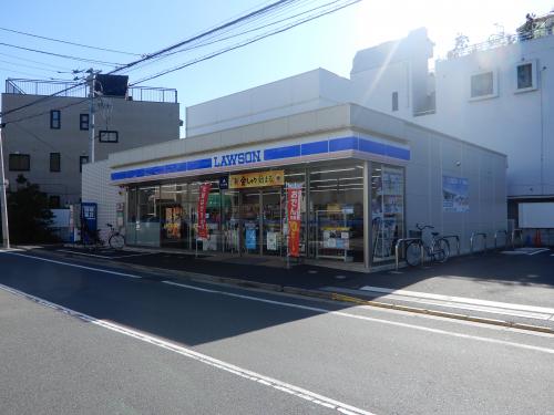 【ローソン板橋赤塚3丁目店】・・・徒歩約3分(約185m)