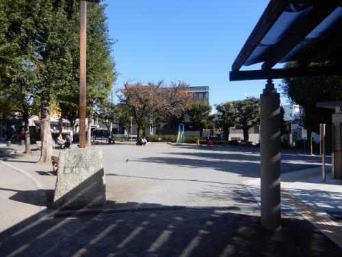 【成増公園】・・・徒歩約3分(約240m)